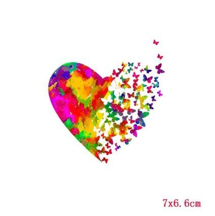 Termoaplikacija Širdelė, mini