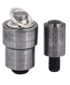 Antgalis (puansonas) 6mm kniedėms + 500 vnt kniedžių