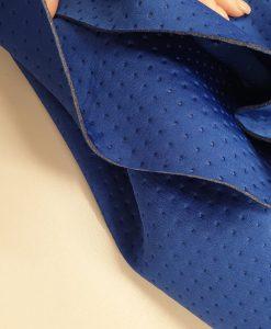 Faktūrinis / Dygsniuotas neoprenas Ryškiai mėlynas