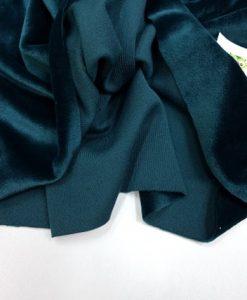 Soft veliūras Butelio žalias