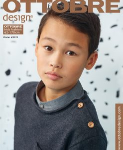 Ottobre Design Winter Kids Fashion 6/2019