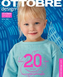 Ottobre Design Spring Kids Fashion 1/2020
