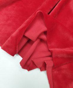 Soft veliūras Raudonas
