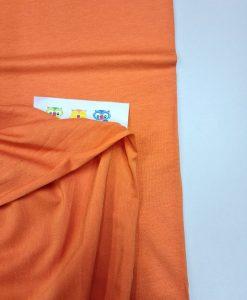 Viskozinis trikotažas Šviesiai oranžinis