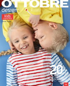 Ottobre Design Summer Kids Fashion 3/2020