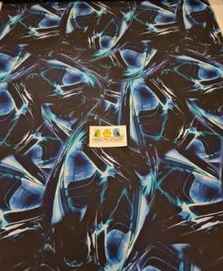 Likra Mėlynas stiklinis