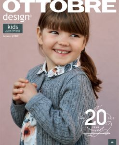 Ottobre Design Autumn Kids Fashion 4/2020