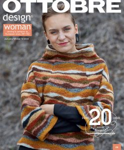 Ottobre Design Autumn/Winter Woman 5/2020
