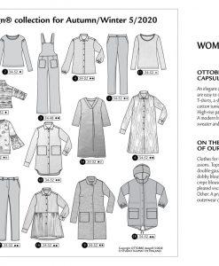 Ottobre Design Autumn/Winter Woman 5/2020