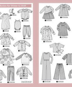 Ottobre Design Winter Kids Fashion 6/2020