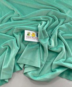 Soft veliūras Žalias šviesus