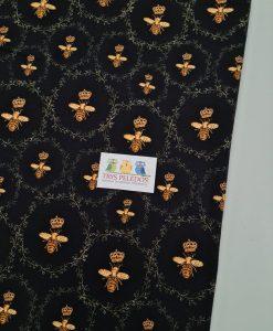 Kilpinis, skaitmeninės spaudos trikotažas Karališkos bitės
