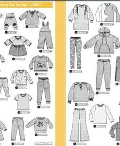 Ottobre Design Spring Kids Fashion 1/2021