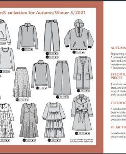 Ottobre Design Autumn/Winter Woman 5/2021