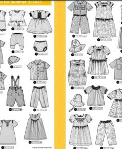 Ottobre Design Summer Kids Fashion 3/2021